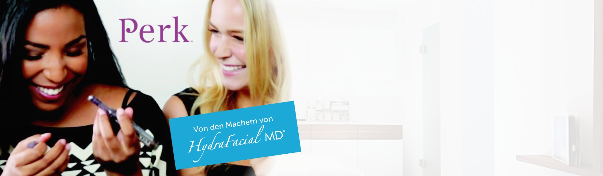 Slideshow Perk by Hydrafacial