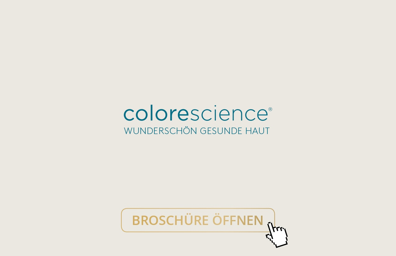 Colorescience Broschuere Titel - Colorescience®