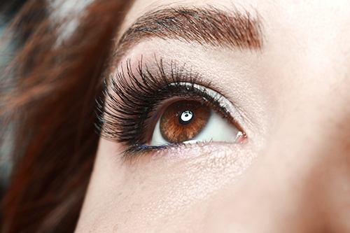 Wimpernlifting - Wimpern­verlängerung / Wimpern­extensions / Eyelashes
