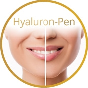 Sidebar Logo Hyaluron Pen - DIAMOND Cellulite Behandlung