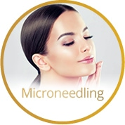 Sidebar Logo Microneedling - DIAMOND Cellulite Behandlung